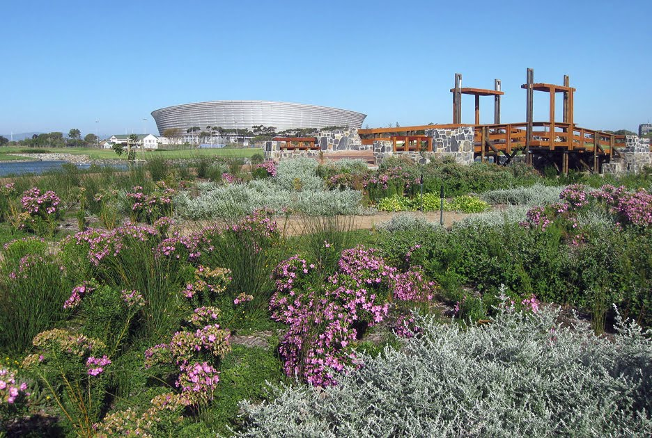 The redevelopment of Green Point Park is a good indicator of what can be expected to improve living conditions for all