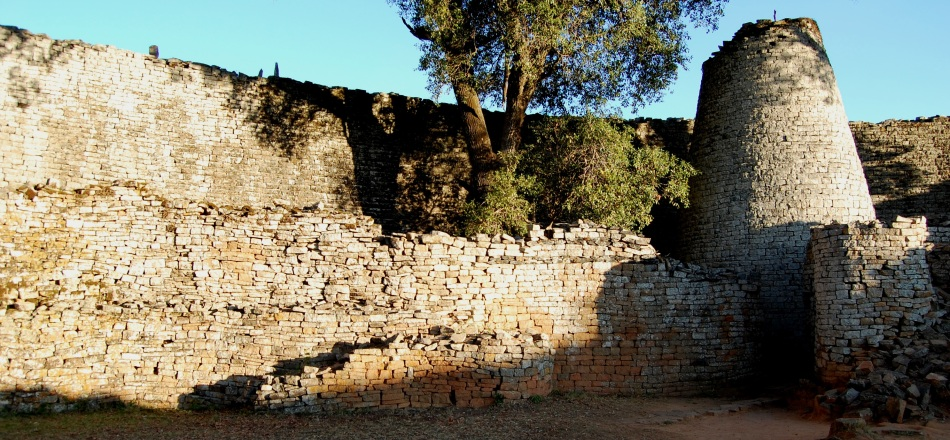 The Great Zimbabwe Ruins