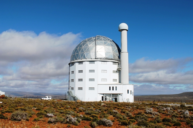 South African Large Telescope is the largest single optical telescope in the Southern Hemisphere