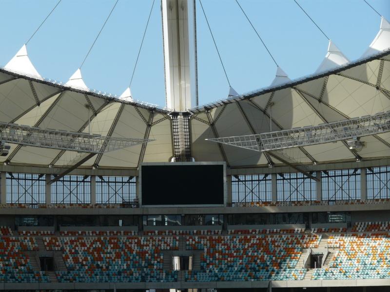 Moses Mabhide Stadium in Durban