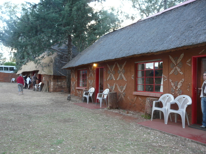 Malealea Lodge in the heart of Lesotho
